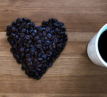 I Love Coffee by Nicklas81