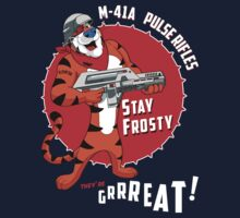 Stay Frosty Kids Clothes