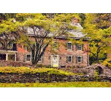 Gomez Mill House Photographic Print