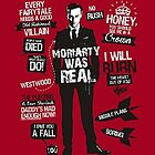 Moriarty Was Real by GStilinski24