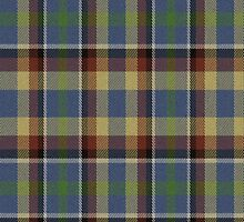 02537 Kent County, Michigan E-fficial Fashion Tartan Fabric Print Iphone Case by Detnecs2013