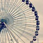 Ferris Wheel by Gabe12345678