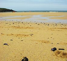 Fresh, Salty, Golden Cornwall by EmmaRoseGreen