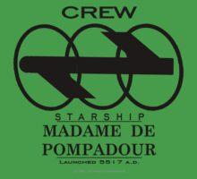 SS Madame De Pompadour - Crew Wear Kids Clothes