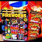 Fireworks by TPKid