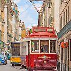 """""""eléctrico"""" . Lisbon by terezadelpilar~ art & architecture"""