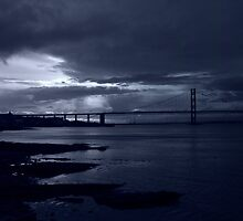 Forth Road Bridge by Kasia-D