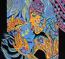 Ooo La La  by Lisa Frances Judd~QuirkyHappyArt
