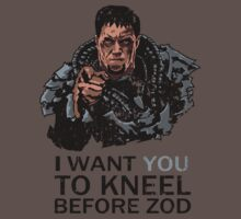 Kneel Before Zod by Baznet