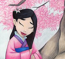 Mulan by Kimberly Castello