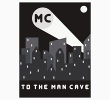 Man Cave 2 by DavidAtchley