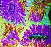 Sunflower Digital 1 by vtarcau