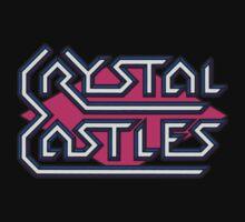Crystal Castles by MarqueeBros