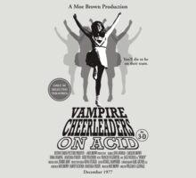 Vampire Cheerleaders On Acid by GritFX