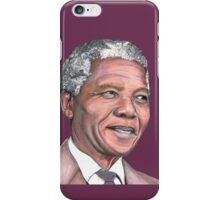 Mr Mandela iPhone Case/Skin