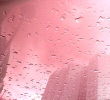 City After Rain (pink) by ivanaantolovic