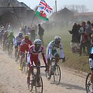 Paris - Roubaix 2013 Classic Cycle Race by MelTho