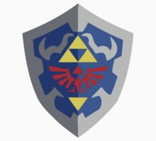Hylian Shield - Large. by Eugenenoguera