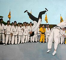 The best kick of Bruce Lee by dimi