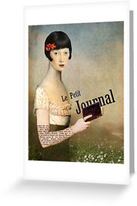 Le Petit Journal by Catrin Welz-Stein