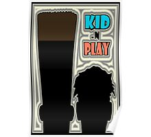 HIP-HOP ICONS: KID 'N PLAY Poster