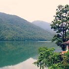Peaceful Pokhara by Jamie Mitchell