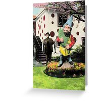 The Dotty House Greeting Card
