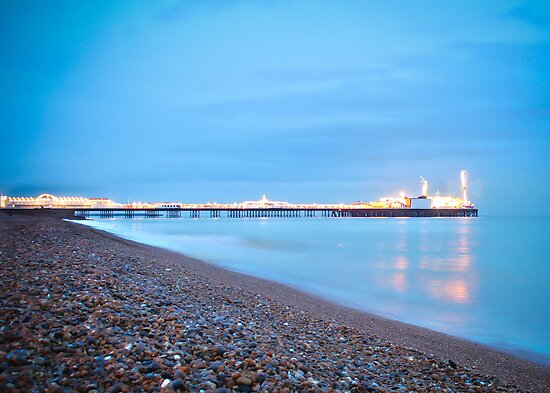 Brighton, England by Unwin Photography