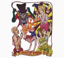 Marveillieux Du Cirque (marvelous circus) by Utilicon