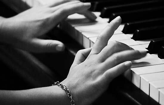 'The Keys' to Musical Discovery by Laurie Minor