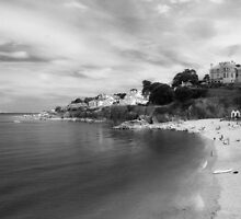 Brixham beach  by StephenRB