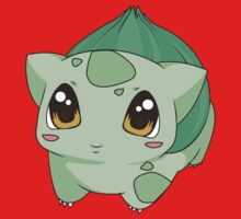 Bulbasaur by D-Vega