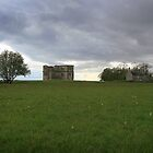 Lyveden new bield, a historic ruin by miradorpictures