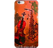 unleash the genius with in you iPhone Case/Skin