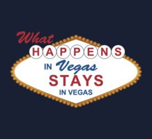 What Happens in Vegas by waywardtees
