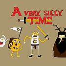 A Very Silly Time by the50ftsnail