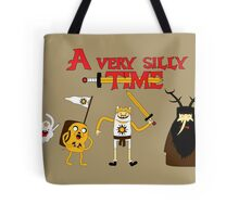 A Very Silly Time Tote Bag