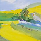 Canola study by Lise Temple