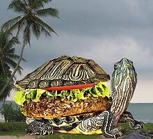 ☀ ツ LUNCH BEING SERVED ON TURTLE ISLAND (BUT..THE WAITER IS A LITTLE SLOW) ☀ ツ by ╰⊰✿ℒᵒᶹᵉ Bonita✿⊱╮ Lalonde✿⊱╮