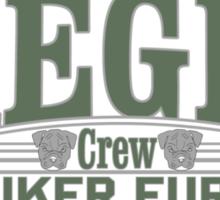 Jaeger Crew - Striker Eureka Sticker