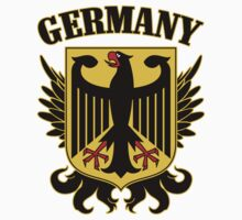 Germany Coat of Arms by GreatSeal