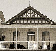 Balconies of Past by BreeJ