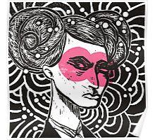 Bunhead - Rose coloured glasses Poster
