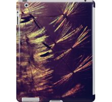 follow the light and you will find your rainbow iPad Case/Skin
