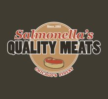 Salmonella's Quality Meats by GritFX