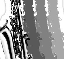 Sax Appeal Sticker