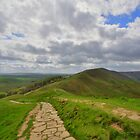 The Peak District: Rushup Edge by Rob Parsons