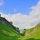 The Peak District: Cave Dale by Rob Parsons