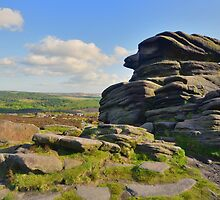 The Peak District: Mother Cap by Rob Parsons