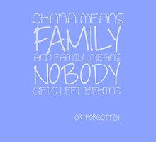 Ohana means family by Kurtlocked